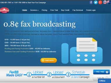 Virtual Assistant Job for FAXBB Company