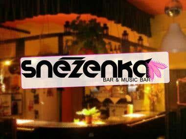 Banner bar snezenka