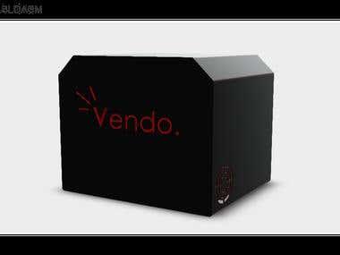 Vendo (Portable Vending Machine)