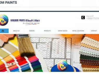 KINGDOM PAINTS