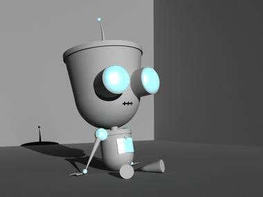 robo modeling