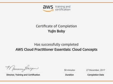 AWS Cloud Practitioner Essentials: Core Services