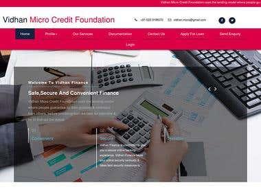 Vidhan Microfinance