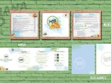 Concepto Restaurant Prana to Go