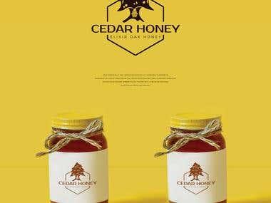 Cedar Honey