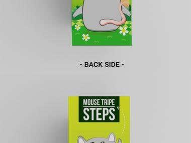 """Villa Mouse"" Packaging design"