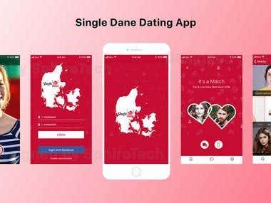 Single Dane Dating App