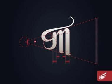 Leter Form - Logo Design