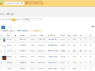 DSM Tool eBay Lister