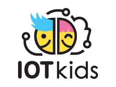 IOT Kids Logo