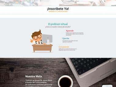 Plataforma de Cursos Online Edukatetu.com