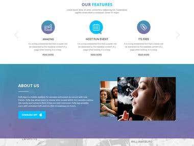 Redesign this site