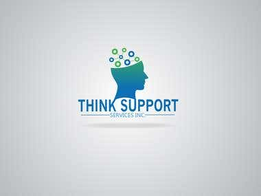 THINK SUPPORT SERVICES LOGO