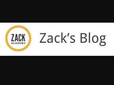 Zack academy
