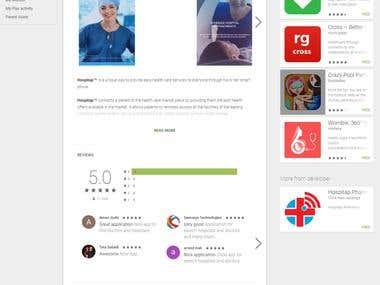 Hospitap App