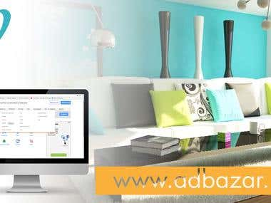 Adbazar - A Classified Website