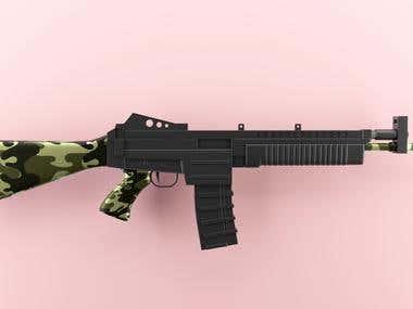 M 96 Recon Carbine