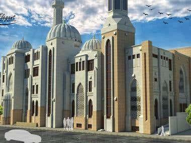 AlAwda Mosque