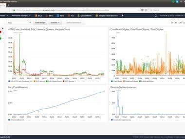 Amazon Web Services (AWS) Cloud