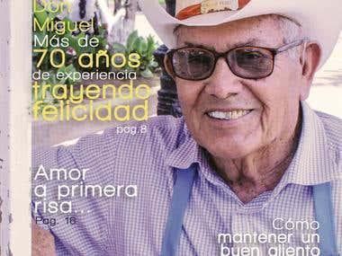 Magazine - Revista CONOCE+