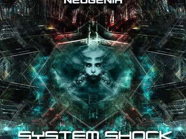 Digital release cover
