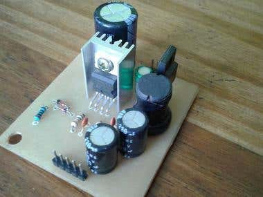 Power supply pre-regulator