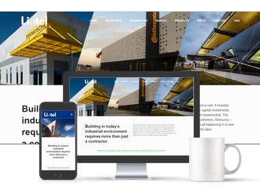 Lintel / Web Design and Development