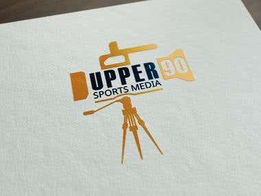 Upper90 Logo