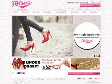 sgfootcare.com