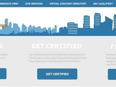 VOT - Networking Virtual Assistant Job Management Site