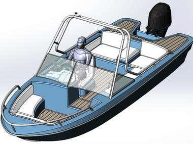 Boat concept
