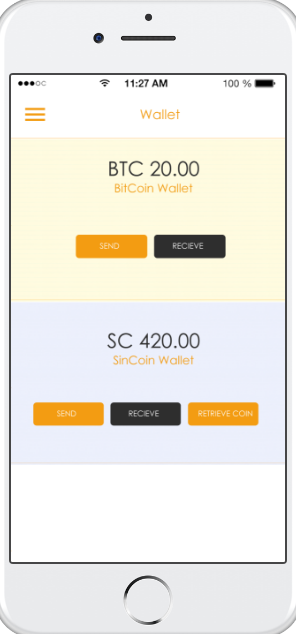 Bitcoin Marketplace and Exchange Application