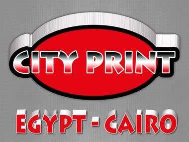 City Print Logo