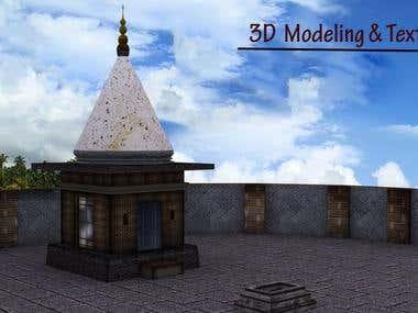 3D Modeling...
