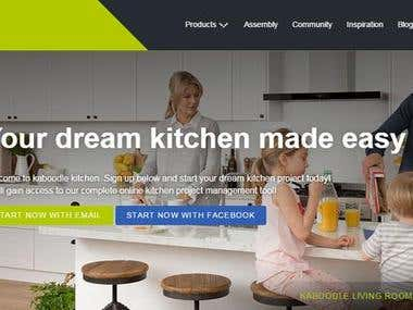 Kaboodle - Kitchen Designs & Flat Pack Renovations