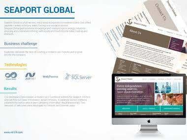 SEAPORT GLOBAL