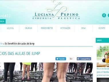 Blog Dra Luciana Pepino - Saúde e cirurgia plástica