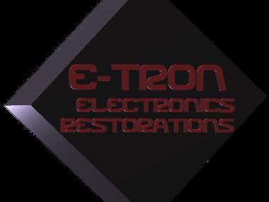 E_Tron logo