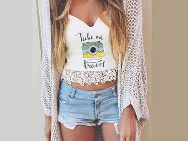 Classy and Trendy Boys and Girls T-Shirt Designs