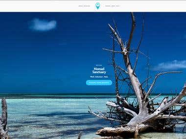 Square Space Website Design