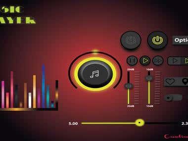 UI/UX Designed By CreativeBros