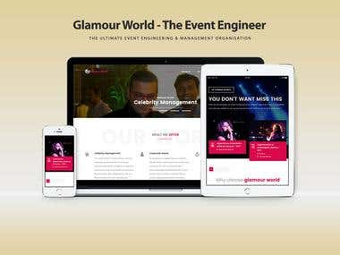 Website for the Event Engineer
