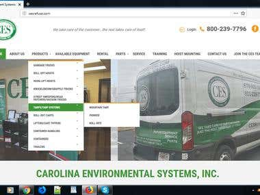 CAROLINA ENVIRONMENTAL SYSTEMS, INC.