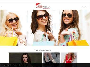 USA clothing online store