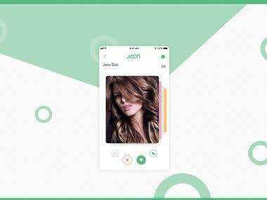 iOS 11 GUI Design