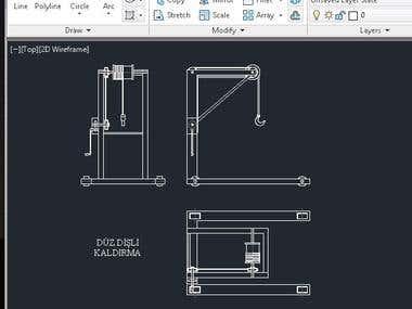 Mechanical part