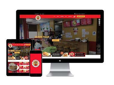 Food Ordering App for Android and iOS