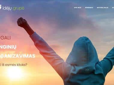 Website - www.igrupe.lt