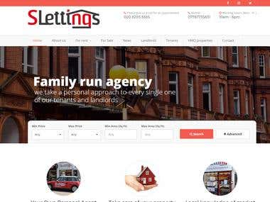 London property agency website