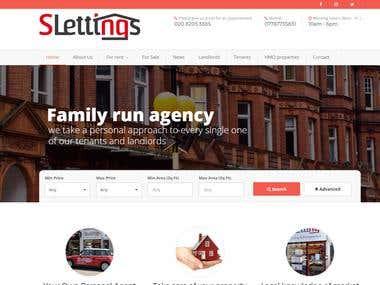 London property agency website